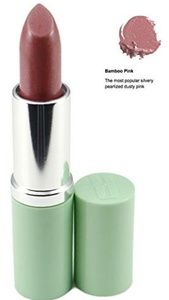 Clinque lipstick: bamboo pink